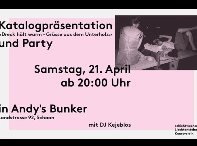 Catalogue Presentation & Party