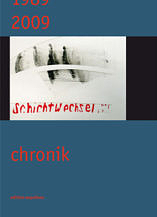 schichtwechsel chronik 1989–2009