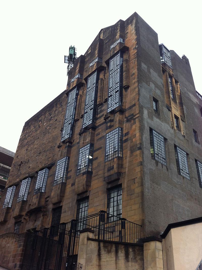 Glasgow School Of Art Kunstverein Schichtwechsel