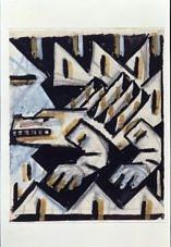Ferdinand Nigg (1865-1949). Embroidered Modernism