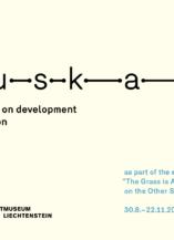 kuska – exhibition on development cooperation