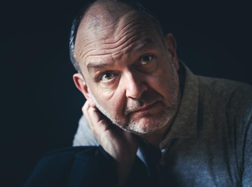 (Deutsch) Ingo Ospelt, freischaffender Schauspieler und Theaterschaffender: «Ich wünsche mir, wach zu bleiben, mutig zu sein, aktiv zu bleiben.»