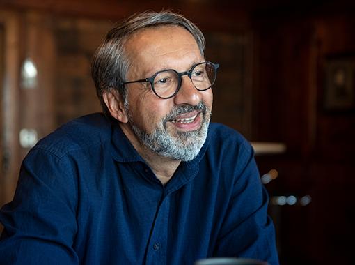 (Deutsch) Johannes Inama, Kulturarbeiter und Leiter Küefer-Martis-Huus: «Ich bekomme nach wie vor eine Gänsehaut, wenn ich an diese drei Abende denke.»