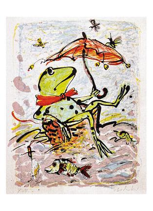 (Deutsch) Postkarten Albrecht v.Bodecker